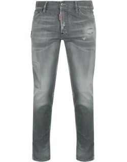 DSQUARED2 Dsquared2 Cool Guy Grey Jeans - Grey Denim 852