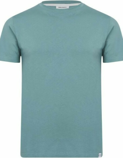 Norse Projects Niels Standard T Shirt - Mineral Blue