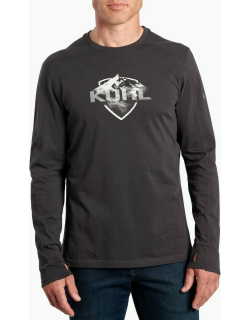 KUHL Born in the Mountains™ LS, CARBON, XXL