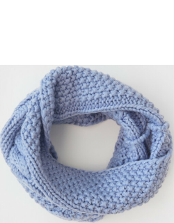 White Stuff Heart Cable Snood