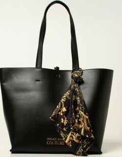 Versace Jeans Couture tote bag in synthetic leather