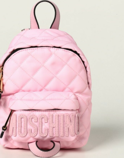 Moschino Couture rucksack in quilted nylon