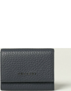 Wallet ORCIANI Women colour Teal