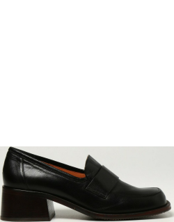 Loafers CHIE MIHARA Women colour Black