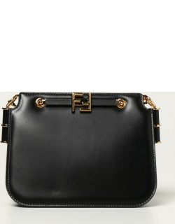 Touch Fendi bag in smooth calfskin
