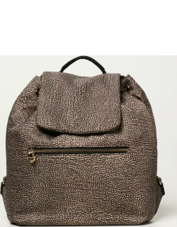 Backpack BORBONESE Women colour Natural