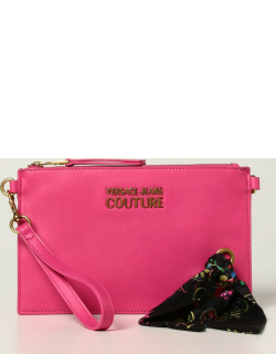 Versace Jeans Couture bag in synthetic leather