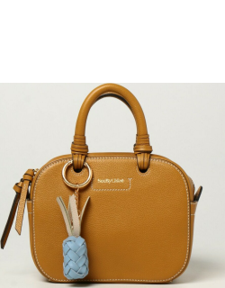 Cecilya See By Chloé bag in grained leather