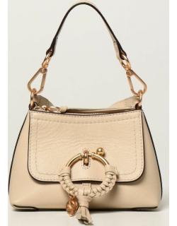 Joan See By Chloé bag in textured leather