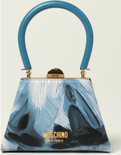 Mini Bag MOSCHINO COUTURE Women colour Gnawed Blue