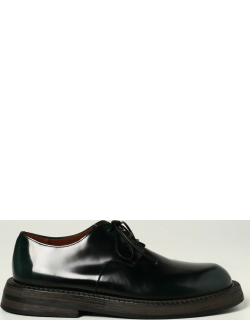 Marsèll Alluce Derby shoes in abrasive leather