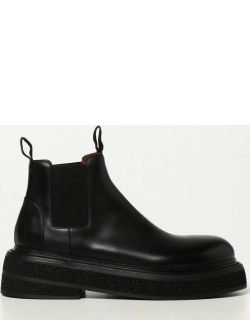 Marsèll Zuccone leather ankle boots