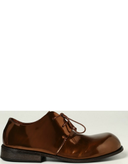 Marsèll Muso Derby shoes in laminated leather