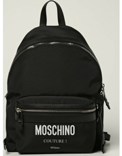 Backpack MOSCHINO COUTURE Men colour Black