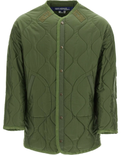 JUNYA WATANABE QUILTED JACKET M Green Technical