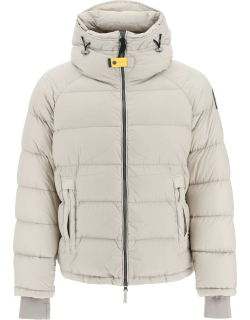 PARAJUMPERS NORTON RELOADED HOODED DOWN JACKET M Beige Technical