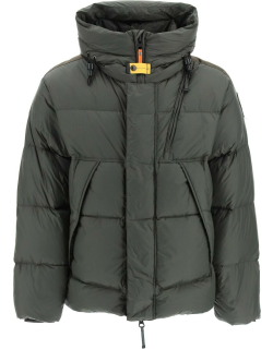 PARAJUMPERS POLAR PUFFERS CLOUD DOWN JACKET M Green Technical