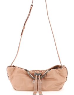 ALEXANDER MCQUEEN THE BUNDLE MINI LEATHER BAG OS Pink Leather