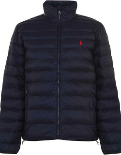 Polo Ralph Lauren Packable Padded Jacket - Navy