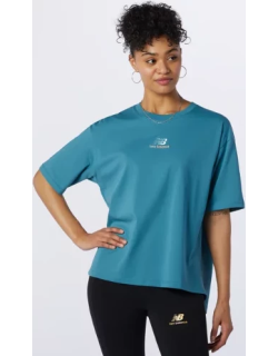 New Balance Women's NB Athletics Higher Learning Graphic Tee