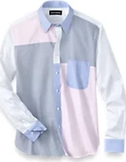 Slim Fit Cotton Mix-It-Up Casual Shirt