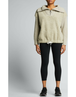 Rogers Ribbed Teddy Pullover