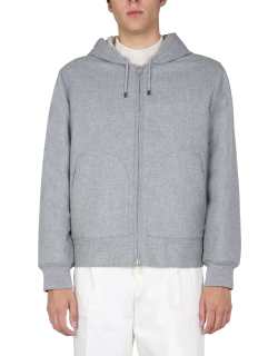brunello cucinelli reversible quilted jacket