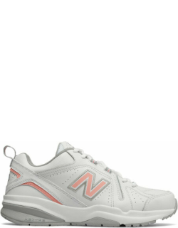 608v5 Women's Shoes - White/Pink (WX608WP5)