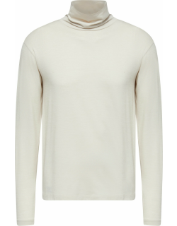 Wool Roll Neck Top