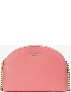 Spencer Double-Zip Dome Crossbody - Orchid - One