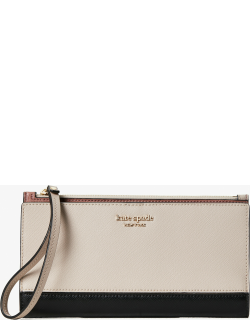Spencer Continental Wristlet - Multi - One