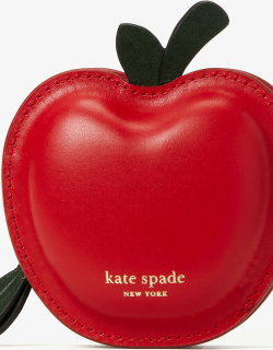 On A Roll 3D Apple Coin Purse - Red Multi - One