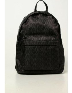 Ice Play nylon backpack with all over logo