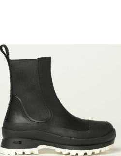 Trace Stella McCartney boots in synthetic leather