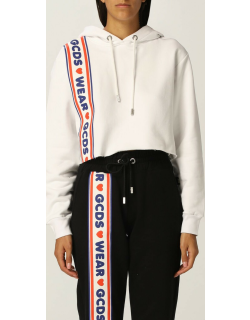Lovely Gcds cotton cropped jumper
