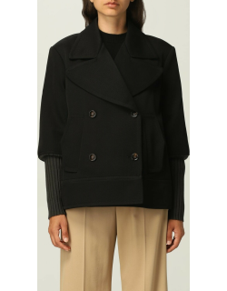 Chloé doublebreasted coat in wool