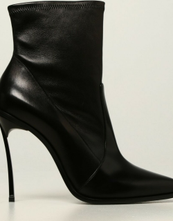 Casadei ankle boots in stretch leather