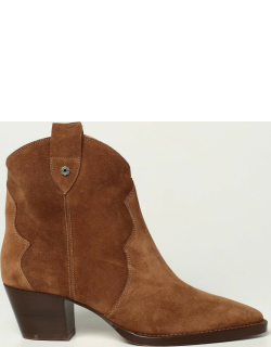 Dondup ankle boot in suede