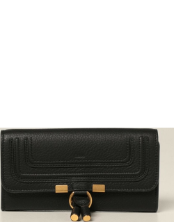 Marcie Chloé wallet in grained leather