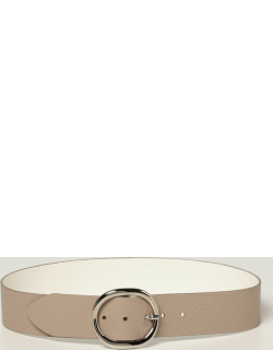 Orciani belt in hammered leather