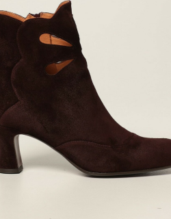 Heeled Ankle Boots CHIE MIHARA Women colour Burgundy