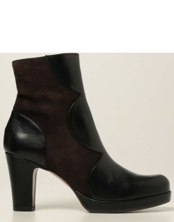 Heeled Ankle Boots CHIE MIHARA Women colour Black