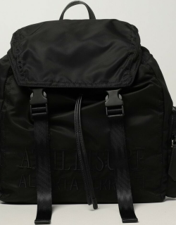Capsule Collection Athleisure Alberta Ferretti backpack with embroidered logo