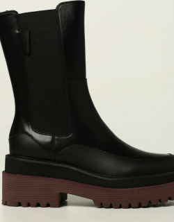 Liu Jo ankle boots in synthetic leather