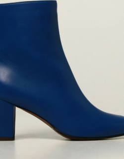L'autre Chose ankle boots in nappa leather