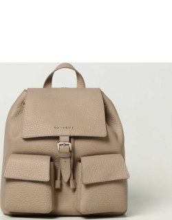 Backpack ORCIANI Women colour Beige