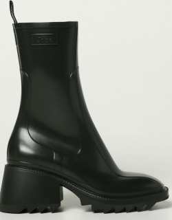 Chloé rubber ankle boot