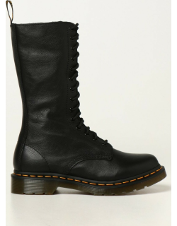 Combat boots 1b99 Dr. Martens in leather