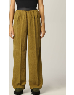 Trousers MYTHS Women colour Military