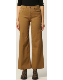 Trousers CYCLE Women colour Camel